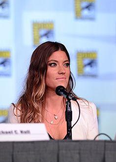 Jennifer Carpenter at Comic-Con 2012 (Dexter)