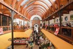 Indoor Market of Tasty Foods, Cork, Ireland Tasty, Yummy Food, Travel Abroad, Trips Abroad, Europe Destinations, Homemade Cakes, Indoor, English, Marketing