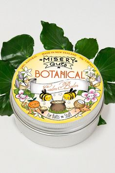 Made in New Zealand, save the whole family some misery with our natural & multifunctional balm. Originally inspired by the home made nappy. Art Base, Unique Art, The Balm, Calm, How To Make, Design, Quirky Art, Design Comics