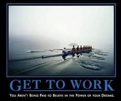 Rowing :)