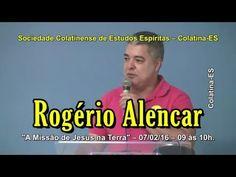 """""""A Missão de Jesus na Terra"""", com Rogério Alencar - REDE AMIGO ESPÍRITA"""