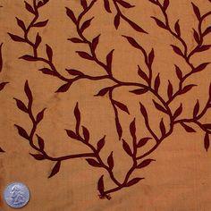 Hand Woven Embroidered Silk 086-54 Fabric|NY Fashion Center Fabrics