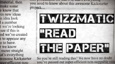 "TwizzMatic ""Read The Paper"" [Official Audio] ♫"