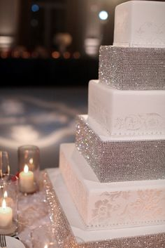 :: Beautiful wedding cake ::