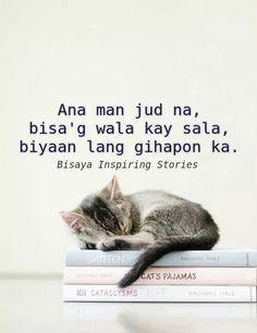 Biyaan lng ta pirme ani   @bisayainspiringstories Bisaya Quotes, Patama Quotes, Hugot, Funny Qoutes, Pinoy, Digital Art, Illustration Art, Memes, Funny Quites