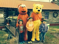 Club members served at both the Christmas Star event with the Lions Club, and Santa's Party at Maury County Park! They even took turns wearing Winnie the Pooh and Elmo suits for the day!