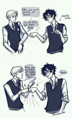 and again a drarry one