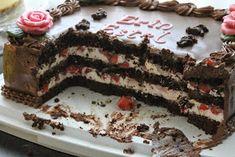 Tarun Taikakakut: Mehevä suklaatäytekakku kastekakkuna Cake Recipes, Desserts, Food, Healthy, Tailgate Desserts, Deserts, Easy Cake Recipes, Essen, Postres