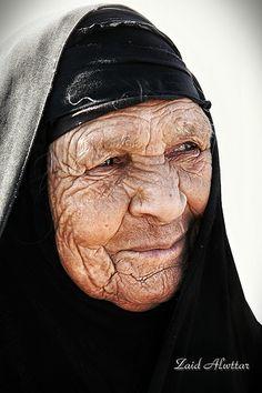 Iraqi faceوجه امي