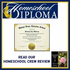 Life at Rossmont: Homeschool Diploma {Homeschool Review Crew}