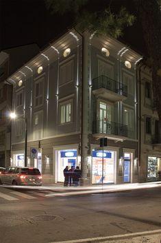 Ares Illuminazione. Effetto luce, G.O. project, Civitanova Marche Italy.