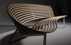 Contemporary Seating - LEDA SEAT SEATING from Jon Goulder