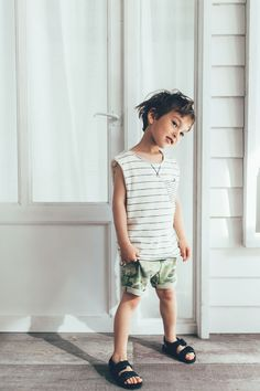 ZARA - #zaraeditorial - KIDS - SUMMER COLLECTION   BABY BOY