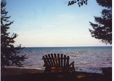 Cloud Nine Lakeside Cottages at Paradise in the Upper Peninsula of Michigan