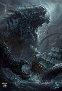 Gran bestia marina