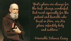Venerable Fr. Solanus Casey