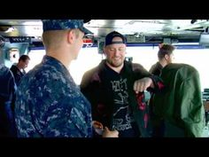 """Saving Abel - """"Miss America"""" (Troop Salute) This is what I love about Saving Abel"""