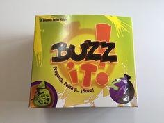 Juego de mesa Buzz it!