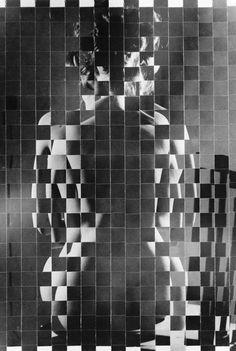 somewhat like David Hockney's photomontage Tina Modotti, Sarah Moon, August Sander, Larry Clark, Norman Rockwell, Photomontage, Richard Avedon, Walker Evans, Tableau Pop Art