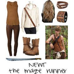 Newt: The Maze Runner