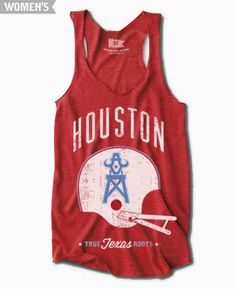 detailed look 5451e b11af Texas Roots tank from Running Game Clothing Co. Rodeo Games, Houston Rodeo,  Houston