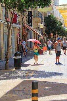 Ledra street, Nicosia, Cyprus Cyprus Island, Nicosia Cyprus, Blues Traveler, Island Nations, The Republic, Greece, Street View, Middle East, Traveling