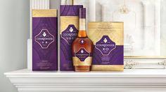Courvoisier — The Dieline - Branding & Packaging