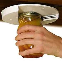 Chef Aid Traditional Butterfly Metal Can and Jar Opener