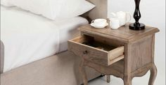 Bed side table from Made