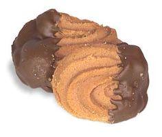Schokoladen- Spritzgebäck