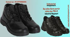 Buy online liberty warrior safety shoe 7198-01 at industrialmegamart.com a complete safety shoes ecommerce solution. Industrial megamart offers a sophisticated collection of safety shoes for men.  Payment options on the company include net banking, credit or debit card payment, and cash on delivery.You can also get maximum discount on your favourite brands.Industrial megamart also offers easy exchange and return policies, in case of product damage or dissatisfaction with a buy online.