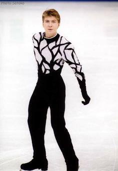 Alexei Yagudin Skate 3, Figure Skating, Athletics, Character Inspiration, Wetsuit, Swimwear, Fashion, Ice, Scuba Wetsuit