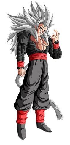 eca95e4d39a Goku Absalon concept by. Evil GokuNarutoGoku SuperSuper SaiyanDragon Ball Z ChibiGoku ...
