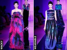 The wackiest and most wearable outfits from fall 2015 couture http://bloom.bg/1NUE4NI