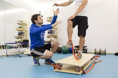 Functional Training in der SPORT BOX von BEWEGTE BERGE Bergen, Sports Training, Boutique, Gym Equipment, Bike, Bicycle, Bicycles, Workout Equipment, Boutiques