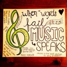 ~when words fail, music speaks~