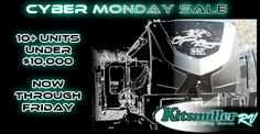 Used Rvs, Cyber Monday Sales, Rvs For Sale, Just For Fun, Great Deals, The Unit