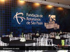 Fundação de Rotarianos de SP 65 anos