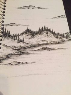 A landscape I did a while ago with my microns. Check out my Instagram: his.legacy