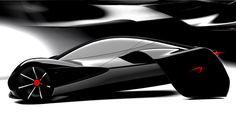 McLaren JetSet concept car