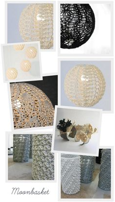 crochet lighting