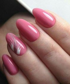 Great Classy Short Nails Art Designs Great ready to book your next manicure, bec Pink Nail Art, Nail Art Diy, Pink Art, Blue Nail, Best Nail Art Designs, Beautiful Nail Designs, Pink Nail Designs, Nails Design, Red Nails