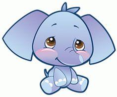 safari elephant by precious moments Baby Elephant Tattoo, Elephant Art, Elephant Design, Elephant Nursery, Calin Gif, Elephant Illustration, Illustration Animals, Baby Elefante, Alfabeto Animal