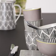 So excited! These beautiful mugs and bowls of #aspegren are on their way to the Grin & Beam webshop. Watch this space for more news. #soexcited #grinandbeam #webshop #new
