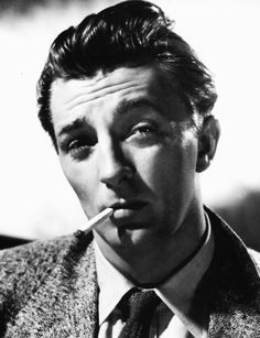 I so like ROBERT MITCHUM. Effortless cool. and Night of the Hunter is one of the best movies ever made