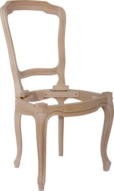 Superbe Raw Wood Chair Frames Louis 15th   Google Search