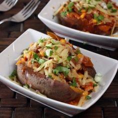 Sweet Potatoes on Pinterest | Stuffed Sweet Potatoes, Sweet Potato ...