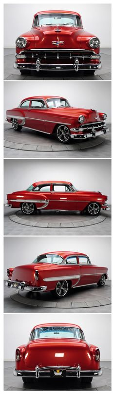 1954 Chevy Belair....Brought to you by #HouseofInsurance #EugeneOregon _________________________ WWW.PACKAIR.COM
