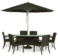panama rattan 6 seater oval table garden furniture set