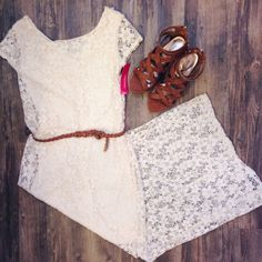 "Spotted while shopping on Poshmark: ""Crochet Lace Maxi Dress""! #poshmark #fashion #shopping #style #Dresses & Skirts"